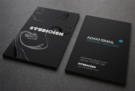 Post image for Studioish's Business Card