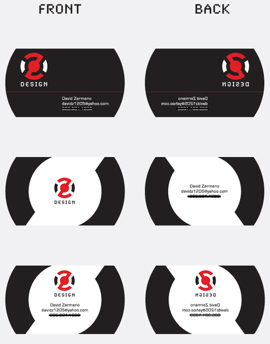 Post image for Z Design&#8217;s Cool Business Card