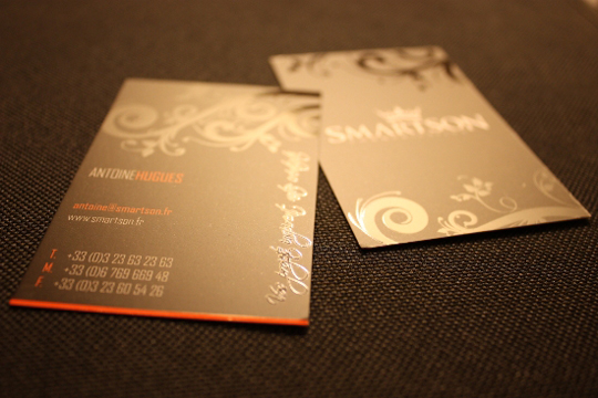 Post image for Smartson&#8217;s High Quality Business Card