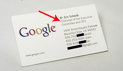 Post image for Insane Business Cards: Genius or Just Plain Crazy