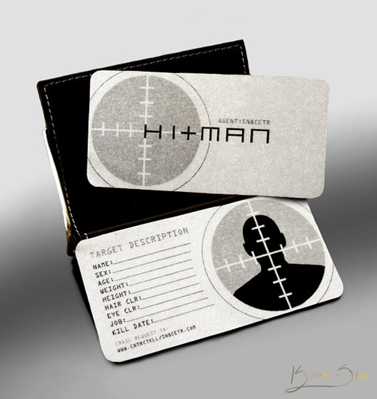 Koha-Shu's Creative Business Card