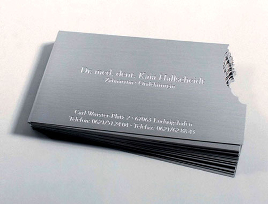 Just some of the most creative business cards in the