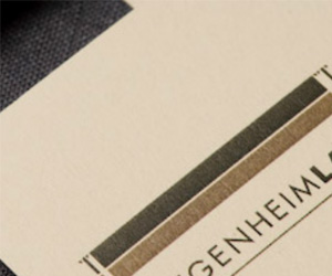 Gugenheim Law's Business Card