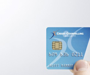 Credit Counselling Society's Creative Business Card