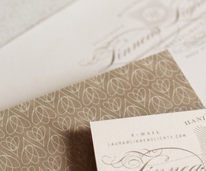Linnea's Lights Soothing Business Card