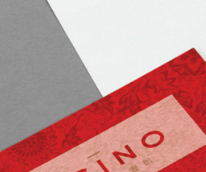 Sino Restaurant's Business Cards
