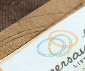 Somersaults Life Archive's Business Cards