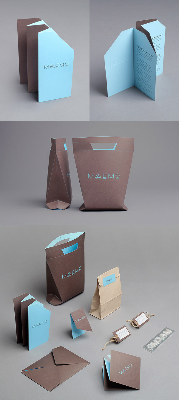 Maaemo Brand Identity