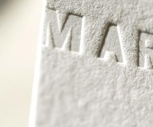 Marshall Kappel's Letterpress Business Card