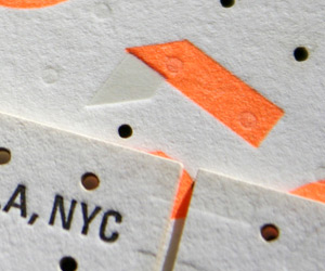 Space150's v21 Business Card