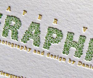Paper type minimalist letterpress printed business cards paper view graphics photographys letterpress business card colourmoves