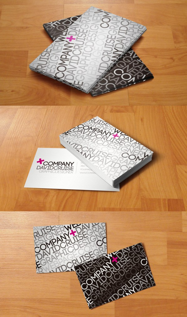 Free Creative Business Card Template by Pixden