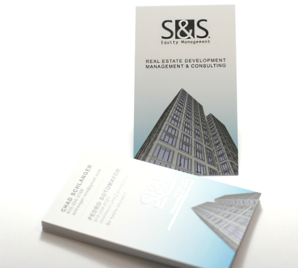 S&S Equity Management Business Card