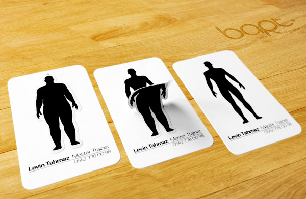 Levin Tahmaz, Master Trainer Creative Business Card