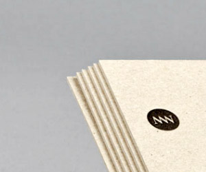 Meanwhile's Hand-Made Brand Identity & Business Cards