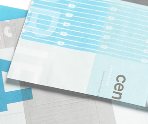 Centro's Simple Business Card