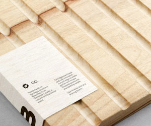 EdgeBoard's Typography Business Card & Branding