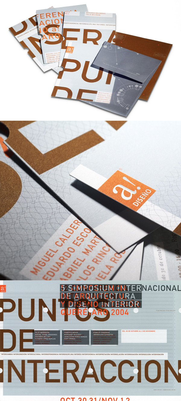 A! Diseno Business Card and Event Tickets