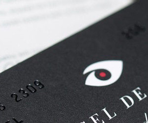 Angel de Armas Business Card & Identity