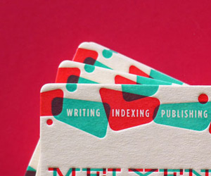 Mei Yen's Colorful Business Cards