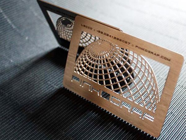 Pinkografs laser cut wood business card pinkografs wood business card reheart Choice Image